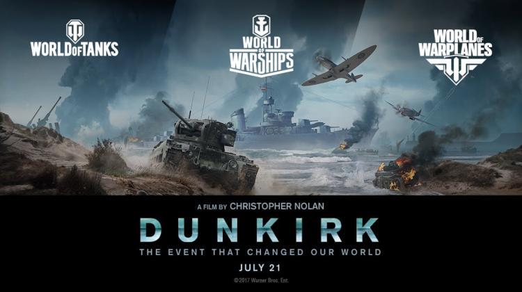 Wargaming и Warner Bros. поддержат выход фильма Кристофера Нолана Новости
