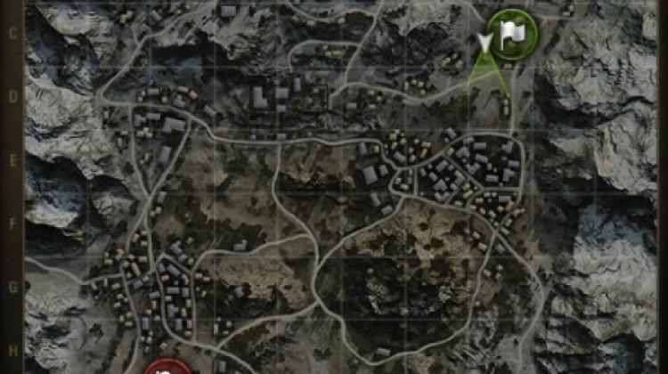 Тактический обзор карты Священная долина Карты и тактика