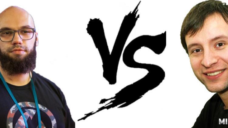 Murazor VS Михаил Живец #3 Новости