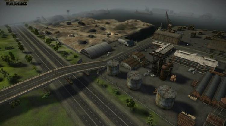 новые карты world of tanks, обновление 0.7.5
