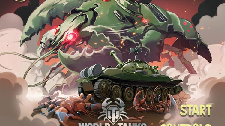 Раки в World of Tanks (мини игра) Новости