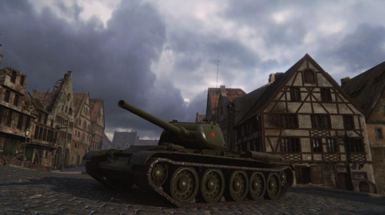 Новый танк - Т-44-85М Новости