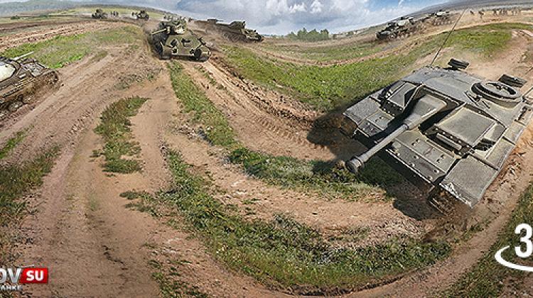 Реконструкция боя 1941 года в 360° Новости