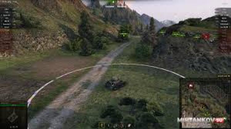 Безопасный выстрел без засвета для World of Tanks Разные моды