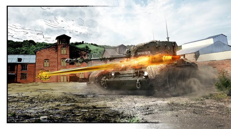 Cromwell Snakebite - Новый танк на консолях Новости