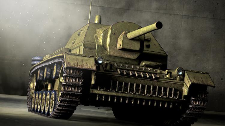 Редкая машина СУ-76И в World of Tanks Xbox Новости