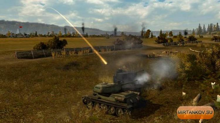 Трассеры для World of Tanks Новости