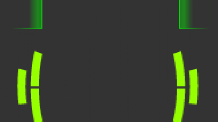 Настраиваемые углы горизонтальной наводки для World of Tanks Интерфейс