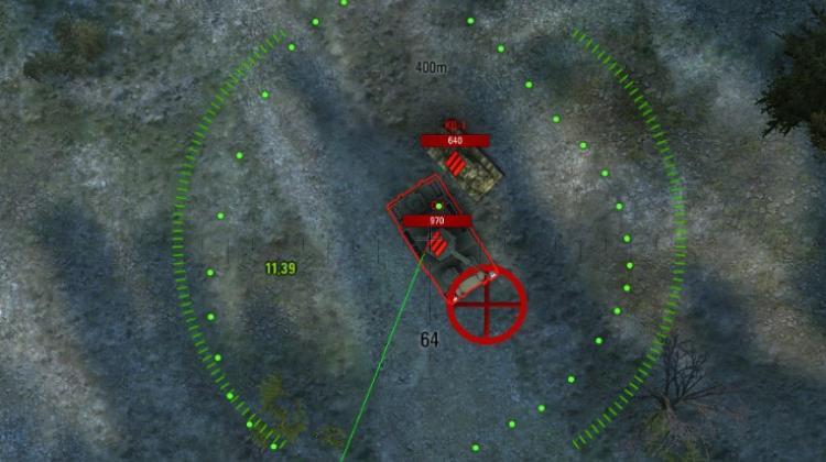 Точка упреждения для артиллерии в WoT Запрещенные моды