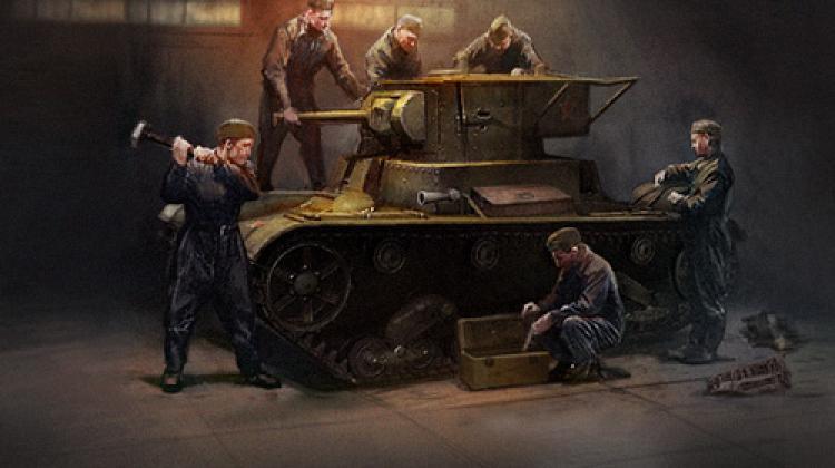 Сервисы для танкистов Новости
