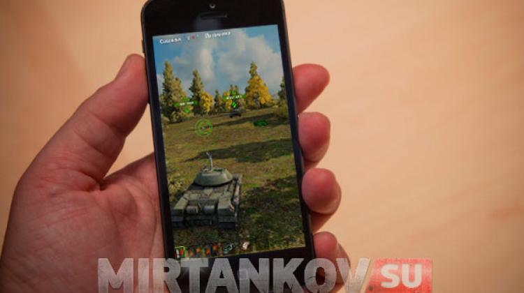 World of Tanks мир танков для iPhone