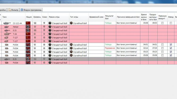 WoT Replay Analyzer - ваш помощник по работе с реплеями для World of Tanks Программы
