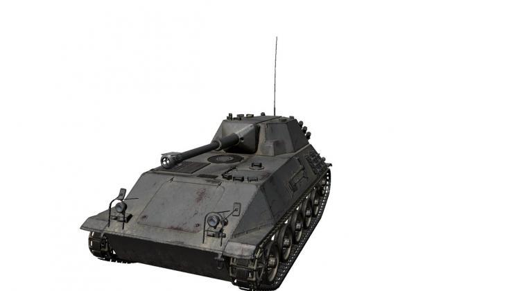 Новый танк - HWK 12 Новости