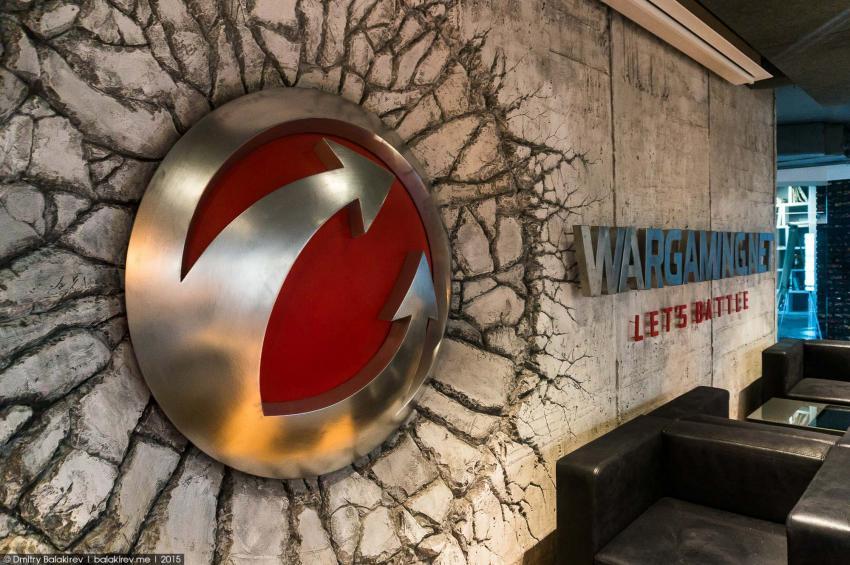 Офис компании Wargaming, который никто не видел Новости