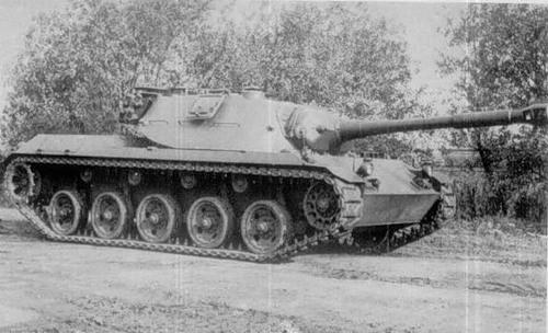 Превью легкого танка RU 251 Prototype Новости