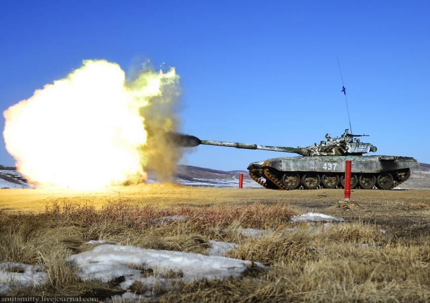 Танковый Биатлон 2015 - отборочный тур Новости