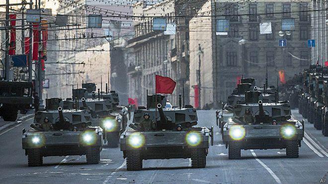 Британия намерена модернизировать свои танки после появления Арматы Новости
