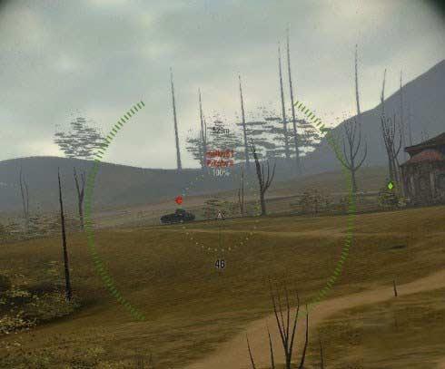 Убираем кроны деревьев и кустов в World of Tanks Архив