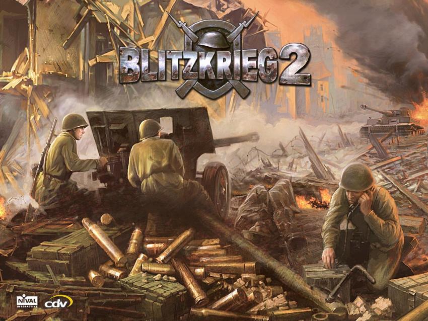 Озвучка из Blitzkrieg 2 для World of Tanks Озвучка