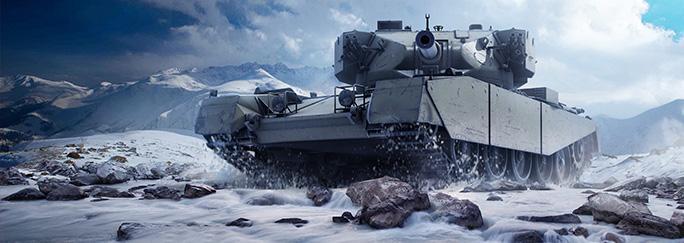 Марафон на FV4202 (P) в World of Tanks Новости