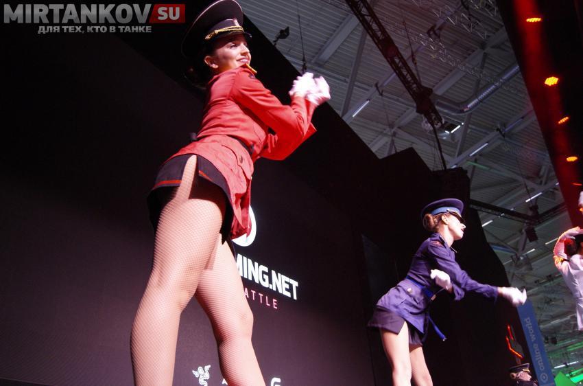 Wargaming на gamescom Новости
