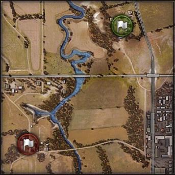 мир танков карты, карта хайвей, тактика хайвей, тактика мир танков