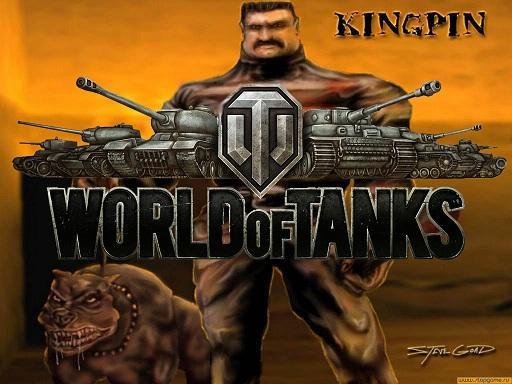Озвучка из игры Kingpin: Life of Crime для WoT Озвучка