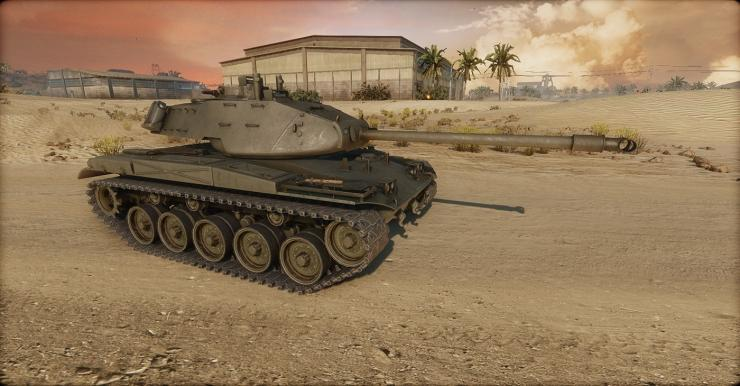 M41 Walker Bulldog в Armored Warfare Новости