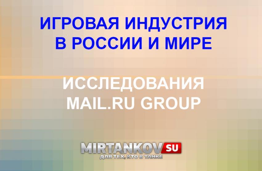 Mail.ru займется пропагандой игр и игростроя Новости