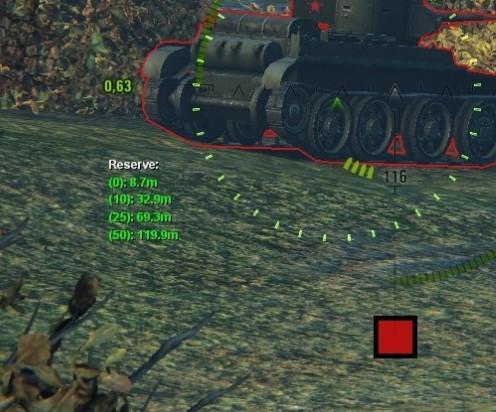 Master Ambush - расчет засвета для WoT Архив