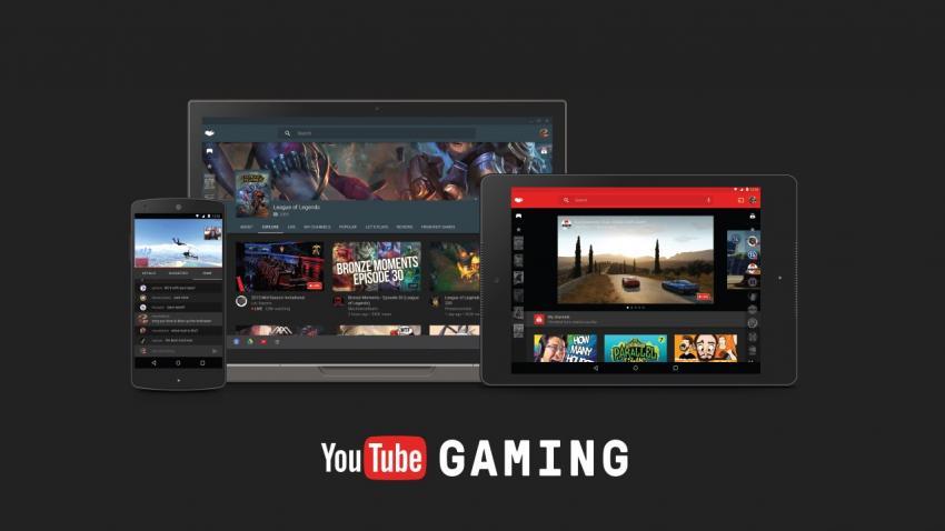 Тытруба запустила клон твича - Youtube Gaming Новости