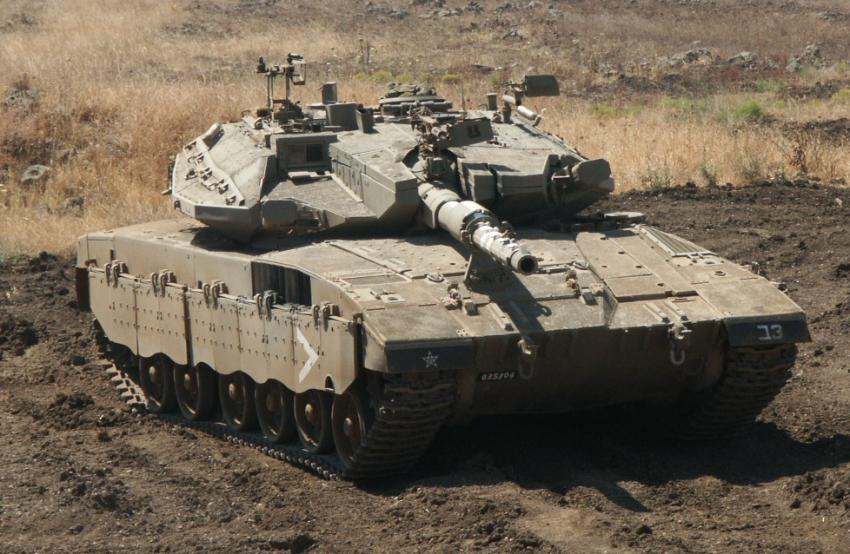 Меркава 4, Израильский танк, Лучший танк