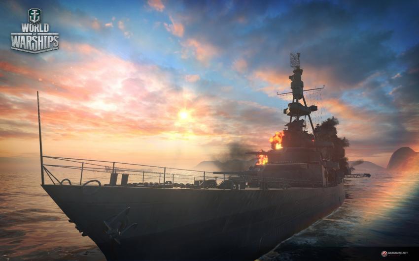 Набор в Супертест World of Warships Новости