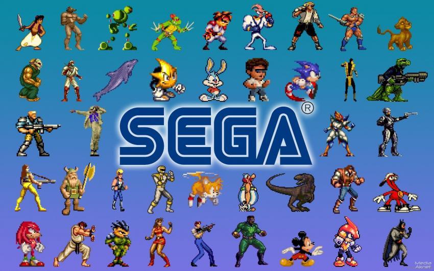 Музыка из игр Sega MegaDrive и Nintendo для WoT Озвучка