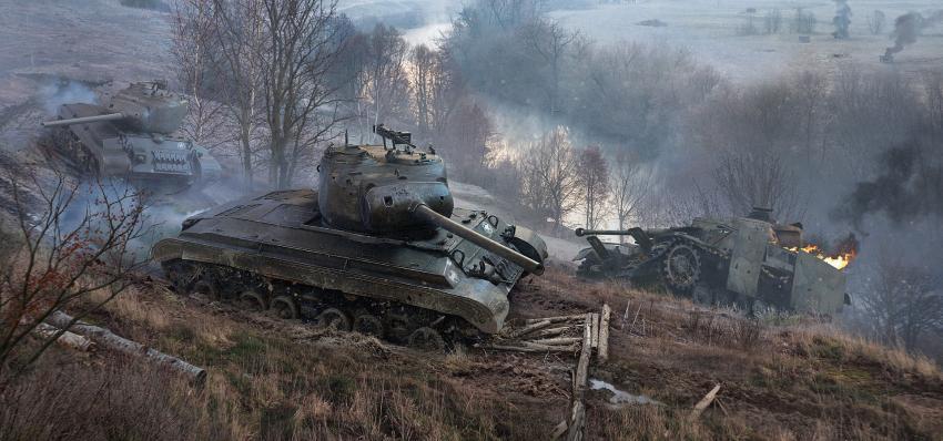 Марафон на премиумный танк T25 Pilot Number 1 Новости