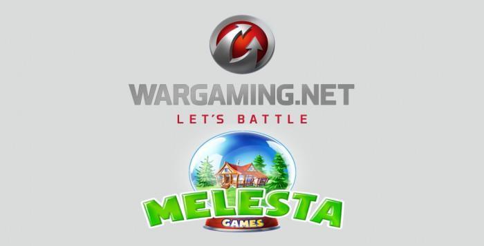Wargaming заключил соглашение с Melesta Games Новости