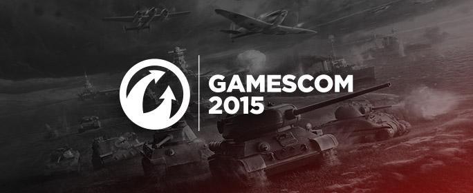 Танки Чехословакии на Gamescom Новости