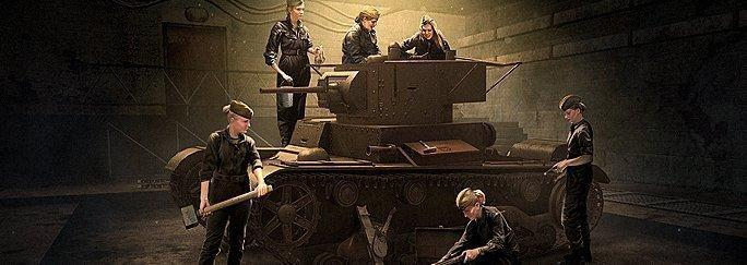 Почему не показывает ХП танка? Новости