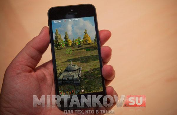 World of Tanks мир танков для iPhone