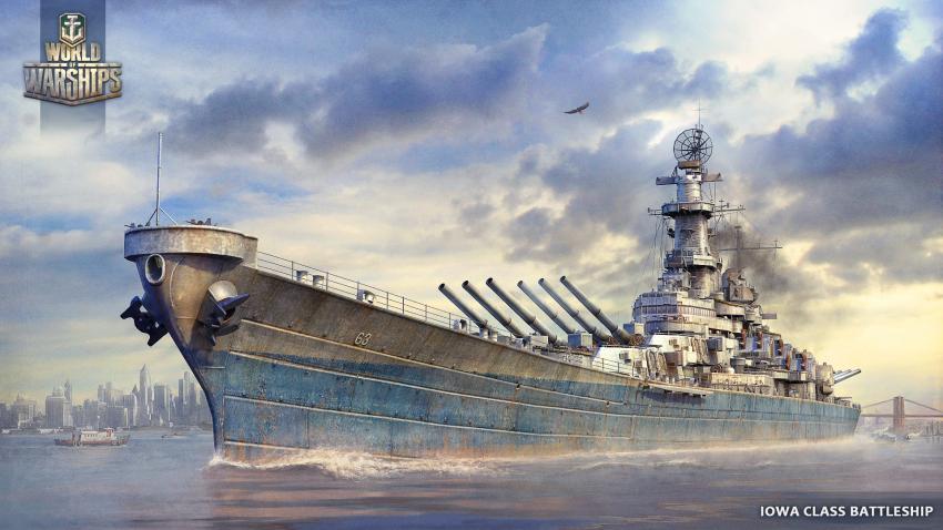 World of Warships - закрытый альфа-тест начался (+интервью)! Новости