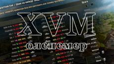Почему не работает Оленемер и как это исправить? XVM