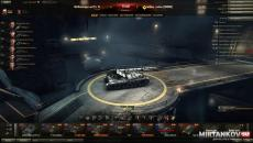 Технологичный ангар для World of Tanks Ангары