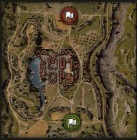 мир танков карты, монастыть мир танков, тактика мир танков, тактика монастырь