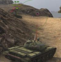Лазерный прицел для World of Tanks Архив