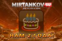 Акции ко дню рождения сайта! Конкурсы