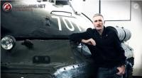 В командирской рубке: про британский танк Conqueror Видео