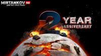 Танкам на Xbox два года Новости