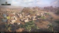 Ущелье скорпионов - Самая большая карта WoT на PS4 Новости