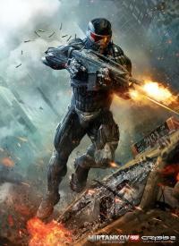 Озвучка из игры Crysis для World of Tanks Озвучка