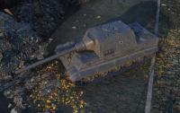 Новый танк - Jagdtiger (H) Новости